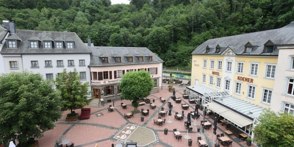 """Clervaux, a little Switzerland a stone's throw from the border awaiting Belgians: """"You are welcome in Luxembourg!"""""""