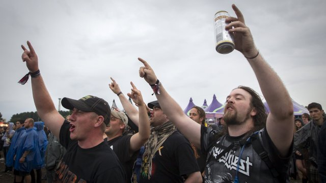 Graspop is also the first to cancel the 2021 edition
