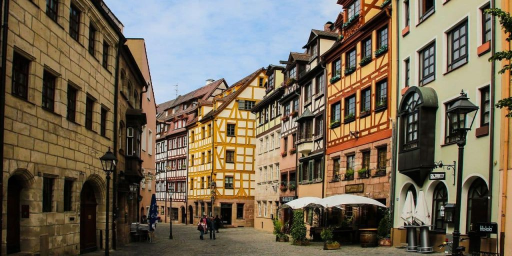 Weekend in Nuremberg, for a dive into history